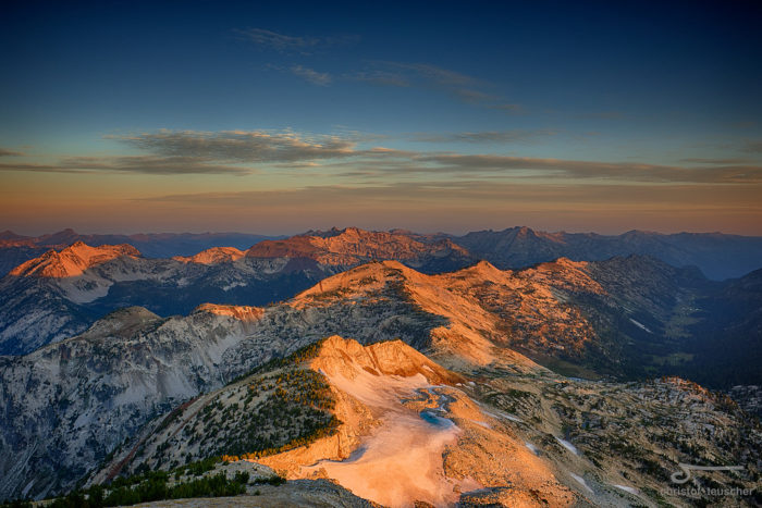 The National Forest is also  home to the incredible Eagle Cap Wilderness.