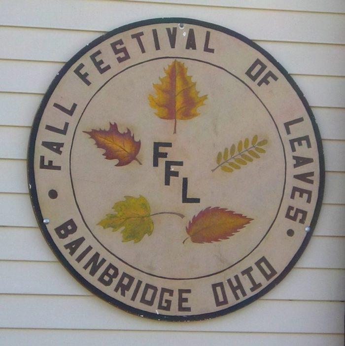 7. Fall Festival of Leaves (Bainbridge)