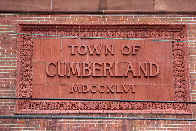 Cumberland is a small town like many others. Located on the border of Massachusetts, the town possesses much history.
