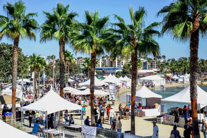 2. Redondo Beach Lobster Festival: September 23-25