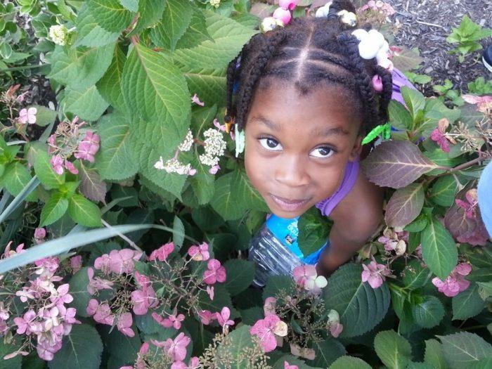 2. Hedgeville Children's Community Garden