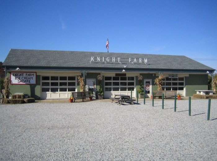 4. Knight Farm Apple Orchard, North Scituate