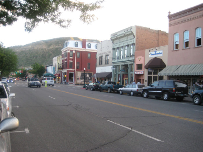 7. Historic Downtown Durango