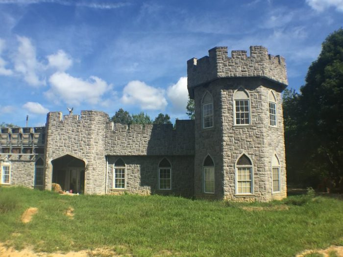 This Hidden Castle In Georgia Is For Sale