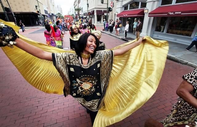 3. MOJA Arts Festival - September 29 - October 9, 2016 - Charleston, SC