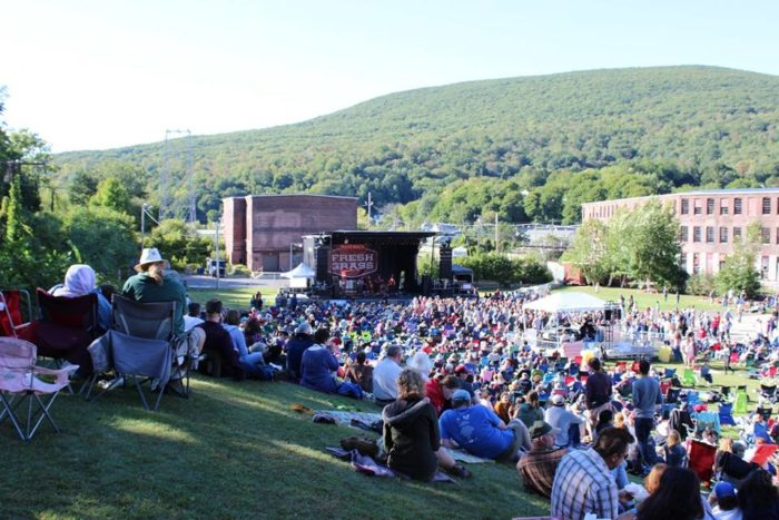 4. Freshgrass Festival, North Adams (Sept. 16-18)