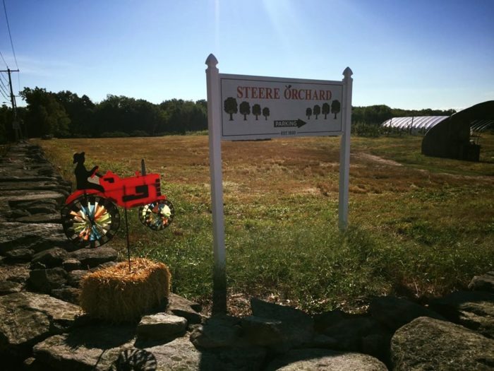 5. Steere Orchard, Greenville