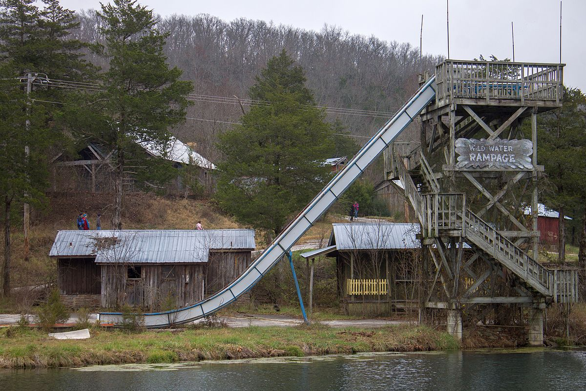 This Footage Of An Arkansas Amusement Park Will Reming You