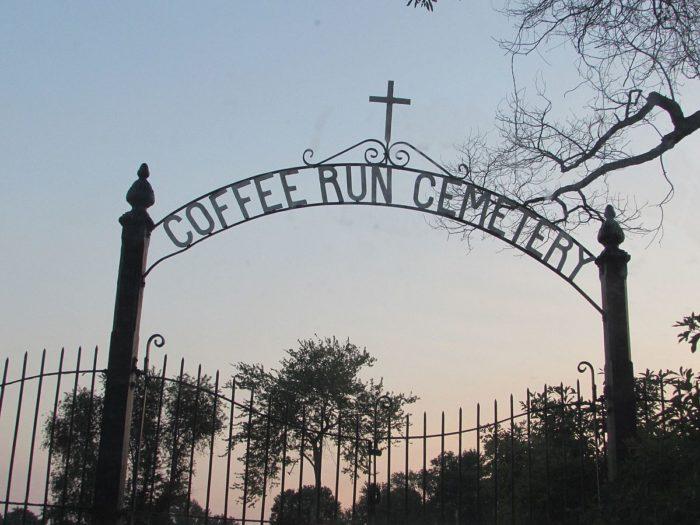 5. Coffee Run Cemetery
