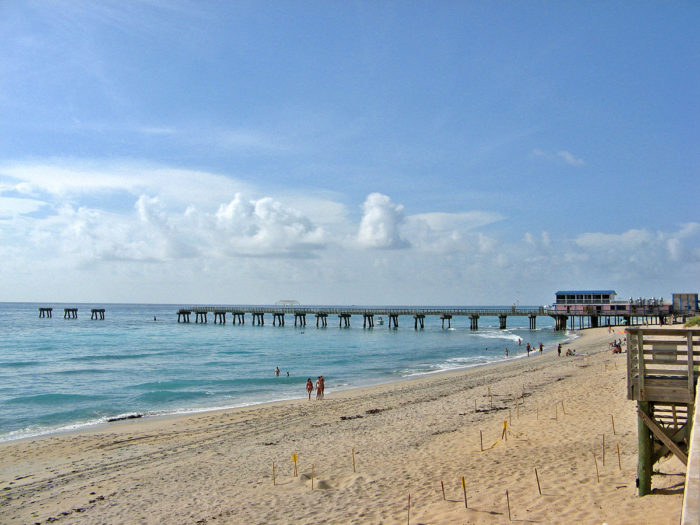 The 12 most dangerous cities in florida in 2016 for Lake worth pier fishing