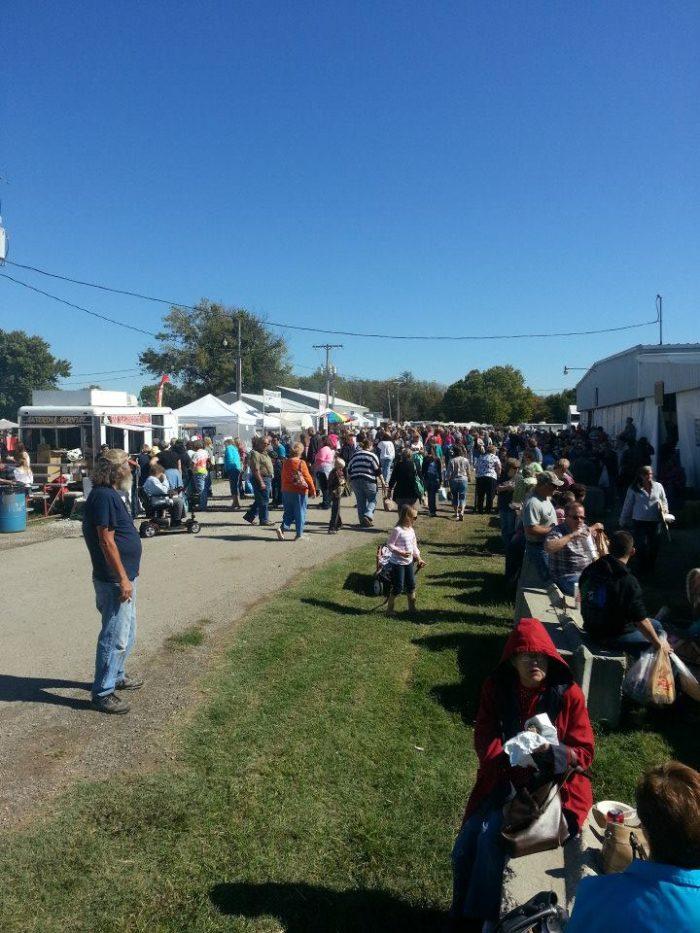 11. Sugar Mound Arts & Crafts Festival (Mound City)