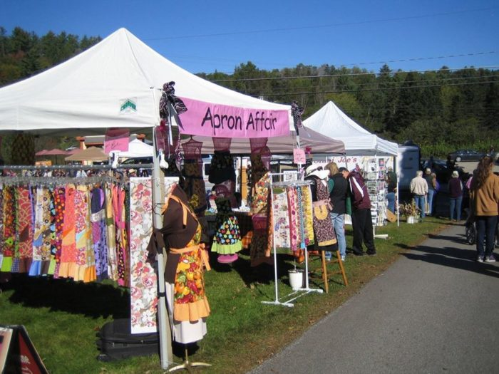 5.  Burke Foliage Festival - Saturday, September 24th
