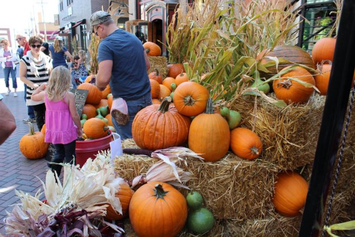 2. The Great Downtown Pumpkin Festival - Rapid City