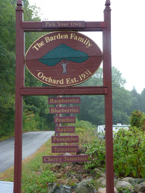 9. Barden Family Orchard, North Scituate
