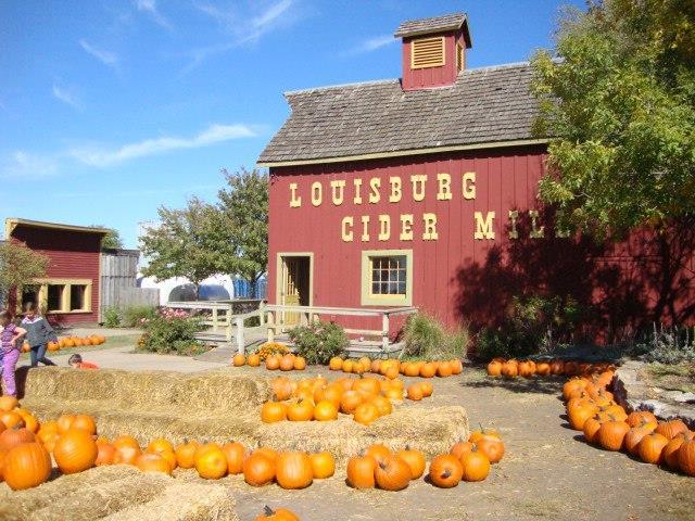 2. Louisburg Cider Mill (Louisburg)