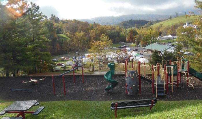 5. Festival of Leaves (Bland County)