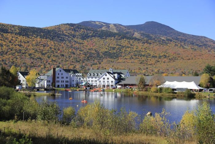 6. Fall Foliage Festival, Waterville Valley, October 8-10