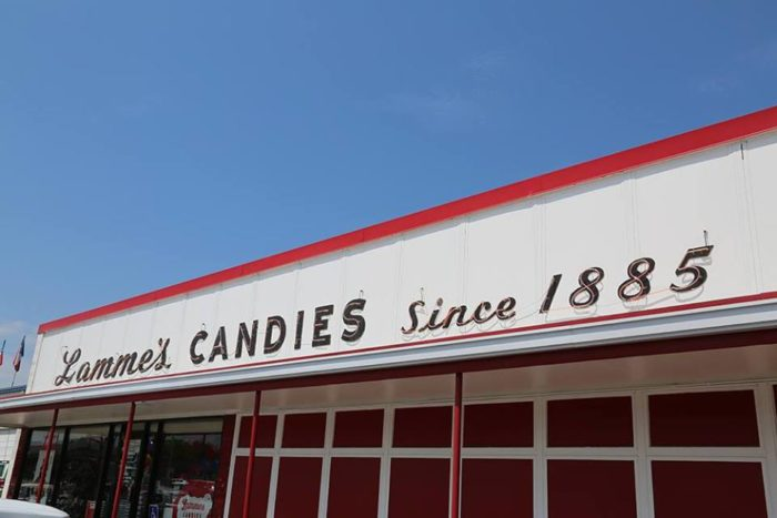 10. Lamme's Candies