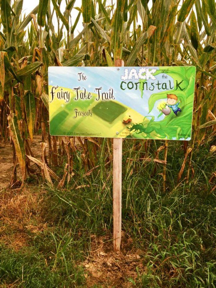 5. Pim Farms' Fairy Tale Trail Corn Maze - Darlington, SC