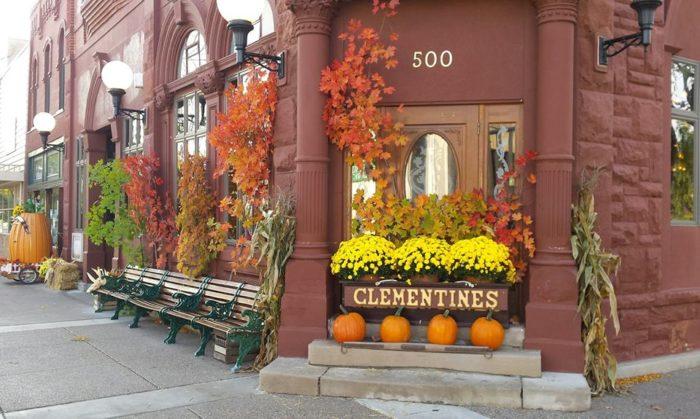 4) Clementine's (500 Phoenix St, South Haven)