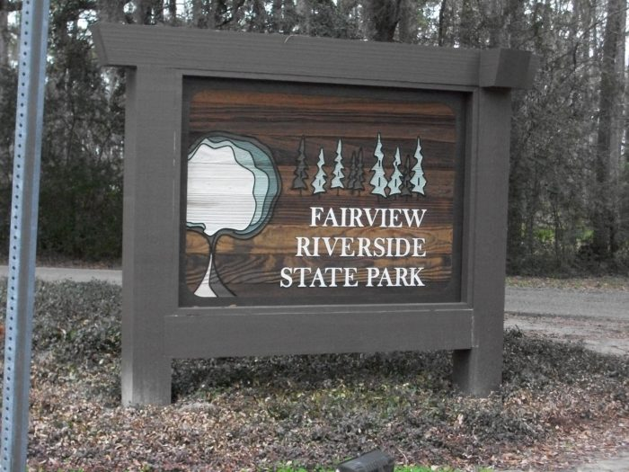 This state park is found in Madisonville, Louisiana.