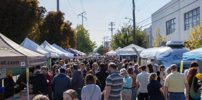 1. The Wedge Cheese Festival
