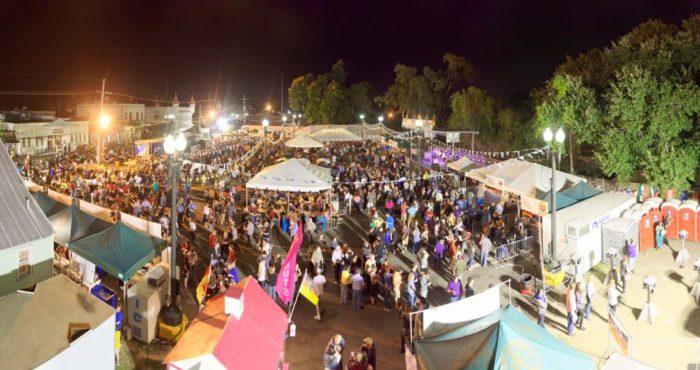 3) Oktoberfest, Oct. 7-8, 14-15, 21-22 @ Rivertown