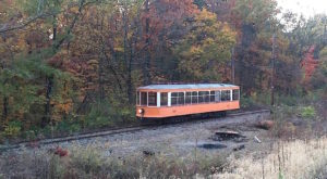 There's A Magical Trolley Ride In Ohio That Most People Don't Know About