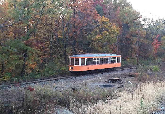 As an added bonus, the museum hosts several holiday events, including a Ghost Trolley in October...