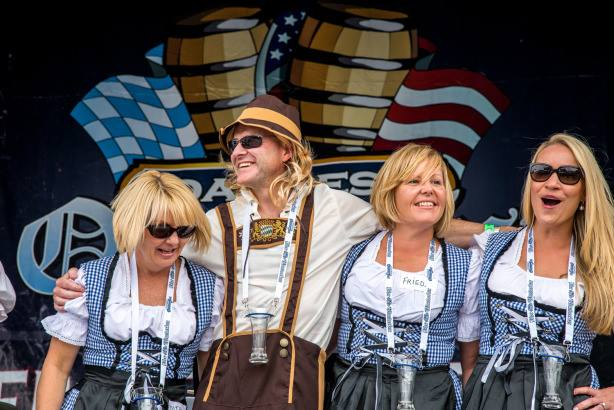 3. Das Best Oktoberfest, Sept 24th and Oct 8th
