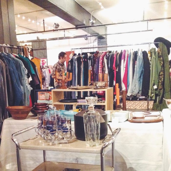 Inside Rejuvenation, you'll find an amazing display of brand new clothes and products made by local designers and artisans.
