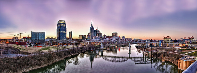 """3. Nashville was first known as, """"Music City"""" after a radio announcer created the moniker on air in the 1950's."""