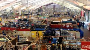 Everyone In Massachusetts Should Visit This Epic Flea Market At Least Once