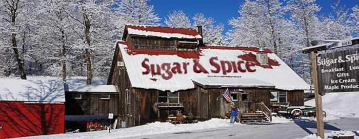 Stop by to load up before a day on the slopes.