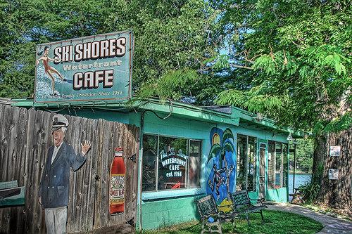 1. Ski Shores Cafe