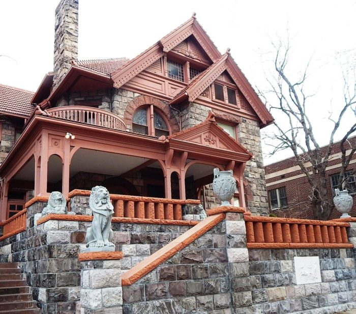 2. Molly Brown House Museum