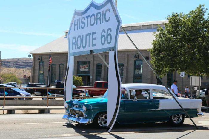 4. Best of the West on Route 66 Festival, Kingman