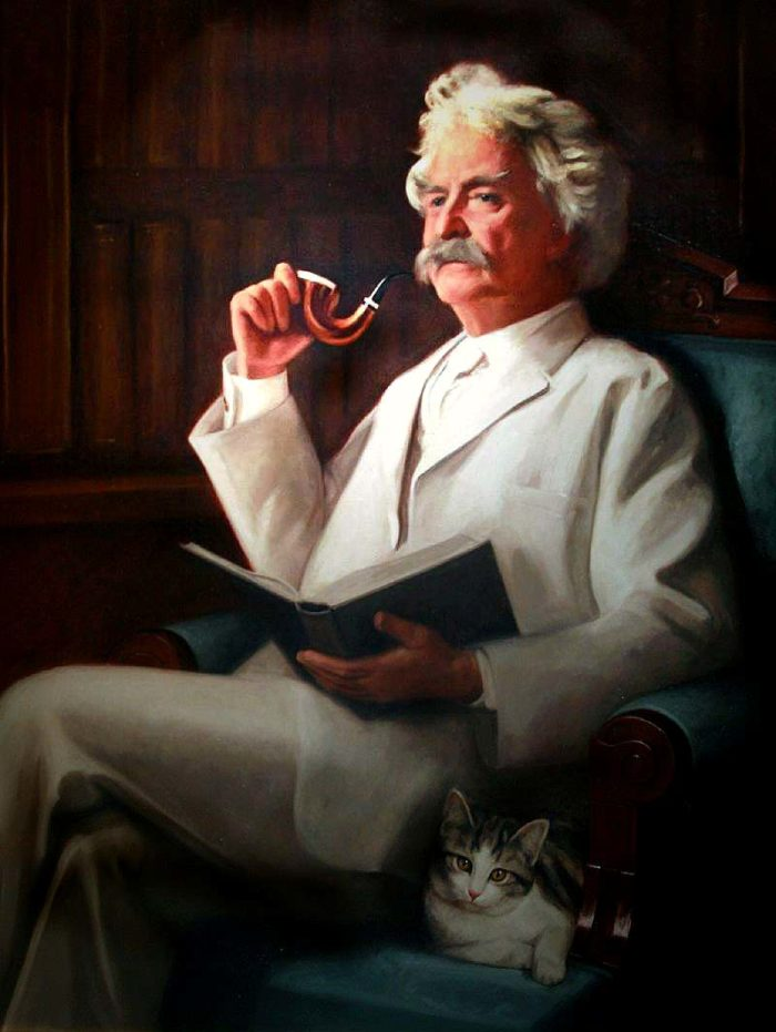 """10. Claiming this quote was said by Mark Twain: """"The coldest winter I ever spent was a summer in San Francisco."""" Because you know Mark Twain didn't actually say that. (But whoever did was absolutely right!)"""