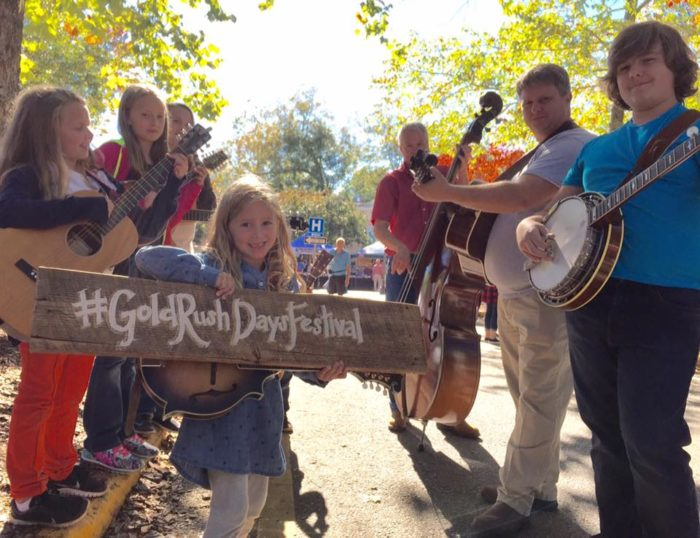 9. Gold Rush Days Festival—Dahlonega