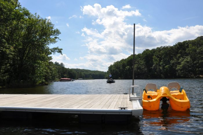 This place encapsulates all the best parts of the Deep Creek area. Let the stress melt away at this Maryland gem that is worthy of any bucket list.