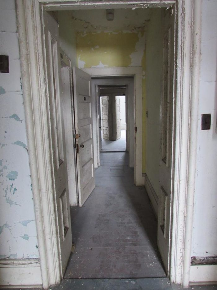 The asylum offers guided tours of the spots most rumored to be haunted.