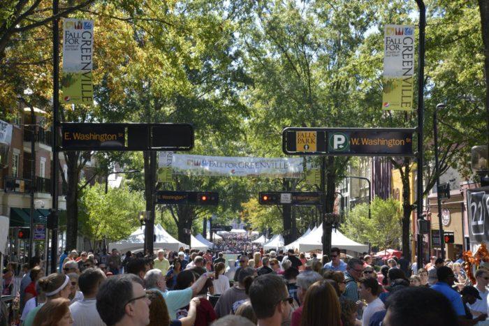 Craft Festivals In Greenville Sc
