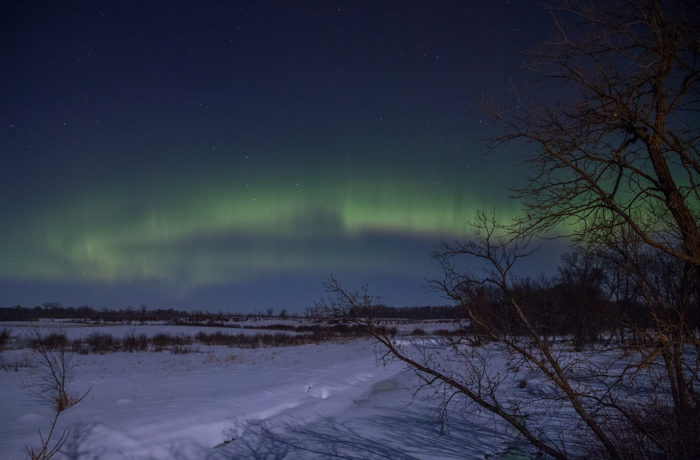 7. The Northern Lights.