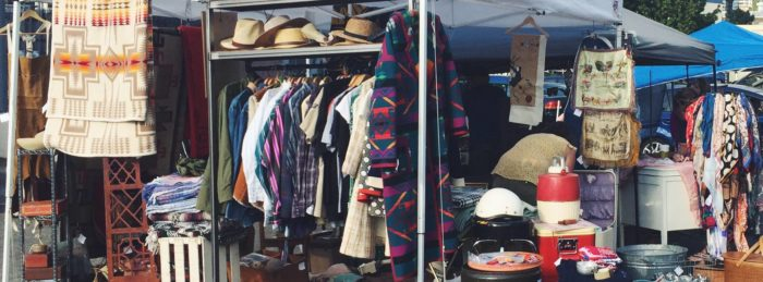 The market takes place on the last sunday of each month, from 11-4.