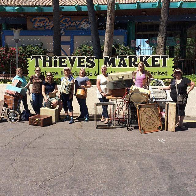 Enter Thieves Market.