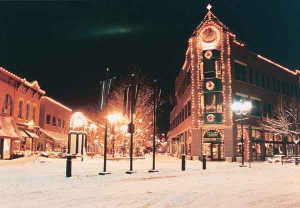 1. Fort Collins Old Town Historic District