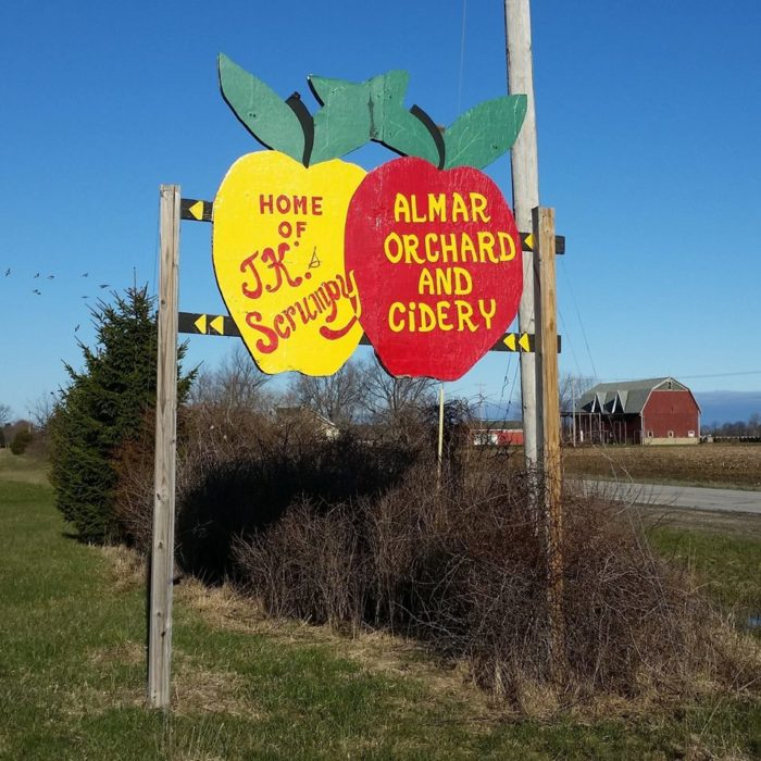 3. Almar Orchards (1431 Duffield Rd, Flushing)