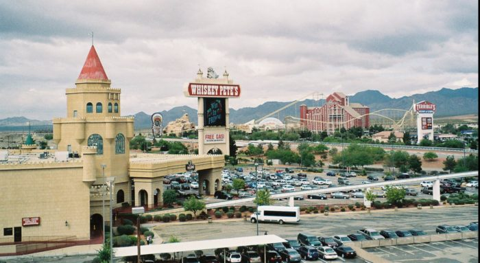 3. Whiskey Pete's Hotel and Casino – Jean