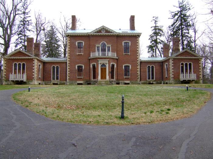 13. Ashland House, Lexington