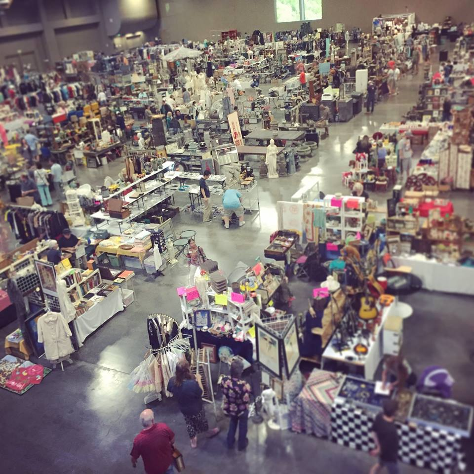 You Ll Want To Visit This Epic Flea Market In Austin